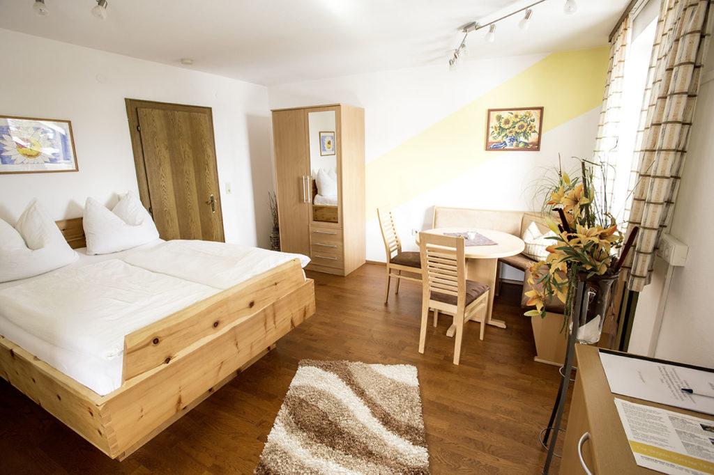 Einladende Ferienwohnung im Gästehaus Gastl für 4 Personen